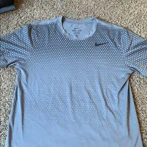 Nike Dri-Fit t shirt.